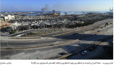 Photo of مشاريع التدويل تجد في انفجار المرفأ منفذاً من باب الدعوة لمعونة دوليّة في التحقيق
