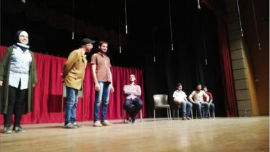 Photo of «فاقدي البصر» فرقة مسرحيّةتفتتح أول عروضها على المسرح القوميّ في حلب