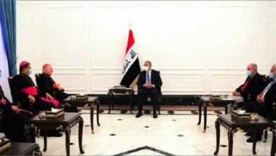 Photo of رئيس الحكومة يحث «الكلدو آشوريين» المهاجرين على العودة إلى العراق.. وتفجير يستهدف رتلاً ينقل معدات للتحالف الدولي