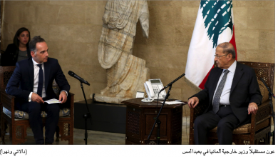 Photo of التقى وزير خارجية ألمانيا ونعمة وقيادة الجيش