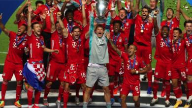 Photo of نهائي مثير لبطولة دوري أبطال أوروبا البايرن يهزم «الباريسيين» ليتوّج ملكاً