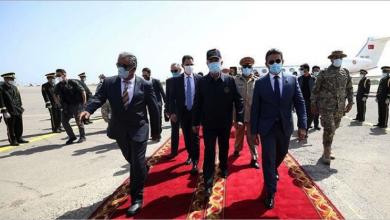 Photo of وزير الدفاع التركيّ في ليبيا للحشد العسكريّ..  وماس يدعو لإنهاء الصراع