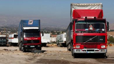 Photo of وزير النقل السوري: إعفاء  الشاحنات اللبنانيّة من رسوم العبور