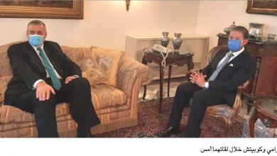 Photo of كوبيتش عرض الأوضاع مع عون وميقاتي وكرامي