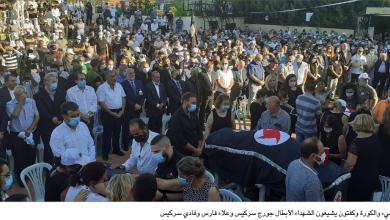 Photo of الكورة و«القومي»: دماء الشهداء كشفت مخططاً إرهابياً للفوضى… وردّنا التمسك بالدولة