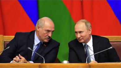 Photo of بوتين يبحث مع لوكاشينكوتطوّرات الأزمة في بيلاروس