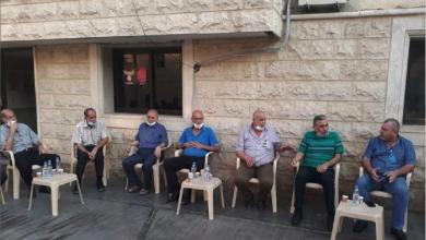 Photo of أحزاب وفصائل في مكتب منفذية عكار معزّية «القومي» بشهدائه من بلدة كفتون