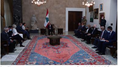 Photo of عون عرض وأزولي مساعدات «أونيسكو»:  سأواصل النضال لتنفيذ الإصلاحات