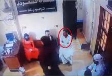 Photo of صحب زوجته لعيادة وتوفى فجأة