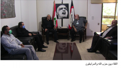 Photo of «حزب الله» التقى «المرابطون»