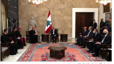 Photo of بارولين: لبنان ليس وحيداً