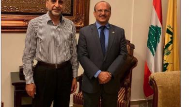 Photo of عمار الموسوي التقى يحيى صالح