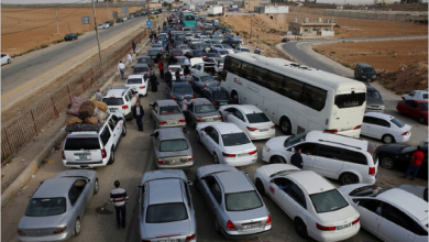 Photo of معبر «جابر- نصيب».. عبور الشاحنات السوريّة