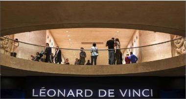 Photo of فيلم وثائقيّ عن «ليلة في اللوفر»… دا فينشي يجوب 60 بلداً