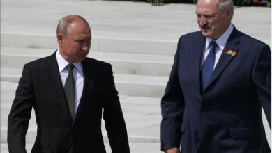 Photo of لوكاشينكو: لا يجوز تدمير الحاضر من أجل «المستقبل المشرق» ويتوجّه إلى موسكو الاثنين لإجراء محادثات مع بوتين