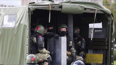 Photo of الدفاع البيلاروسيّة تعلن عن نقل كتيبة دبابات أميركيّة  إلى ليتوانيا وآلاف المتظاهرين يتّجهون إلى العاصمة…