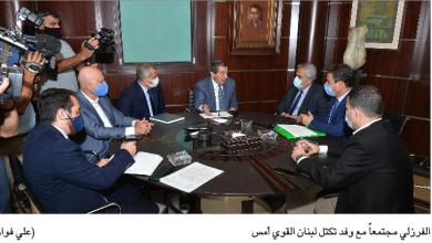 Photo of الفرزلي عرض و«لبنان القوي» اقتراحات قوانين تتعلق بانفجار المرفأ