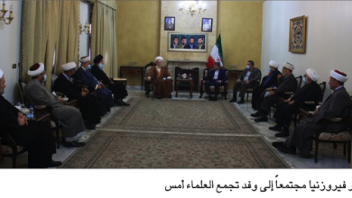 Photo of «تجمّع العلماء» نقلاً عن السفير الإيراني: عرض المساعدات ما زال متاحاً