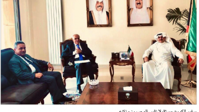 Photo of القناعي التقى نقابة المحرّرين: لإفادة لبنان من زخم الاهتمام الدولي