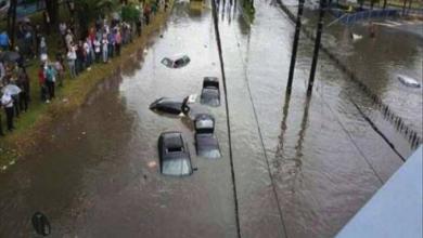 Photo of إنقاذ يوناني كاد يموت بعد غرق سيارته