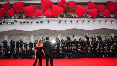 Photo of انطلاق مهرجان فينيسيا السينمائيّ  وسط إجراءات صحيّة مشدّدة