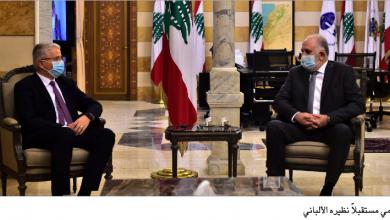 Photo of وزير الداخلية الألباني بحث مع فهمي وعثمان التعاون الأمني
