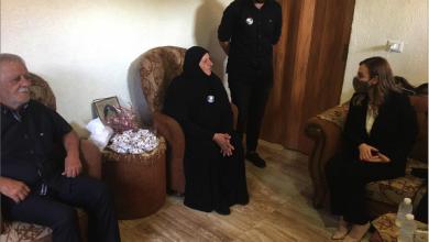 Photo of الوزيرة أوهانيان زارت حاروف معزّية عائلة الشهيد محمد عطوي