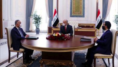 Photo of القصر الحكوميّ يجمع الرئاسات الثلاث والنقاش يدور حول الانتخابات المبكرة