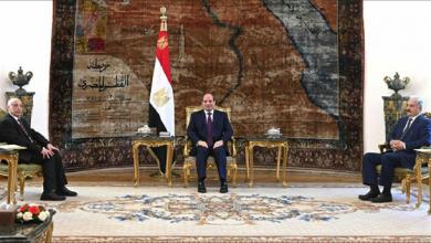 Photo of السيسي يناقش التطورات الليبيّة ويلتقي صالح وحفتر في القاهرة