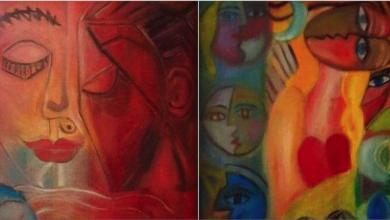 Photo of نغم منصور… تشكيلٌ وإحياء فنّيّ لمرحلة بيكاسو الورديّة