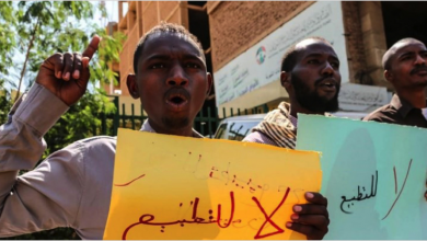 Photo of انطلاق فعاليّات شعبيّة سودانيّة رافضة للتطبيع