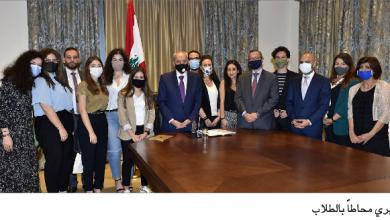 Photo of برّي لوفد طالبي: الحكومة  قد تبصر النور خلال 4 أو 5 أيام