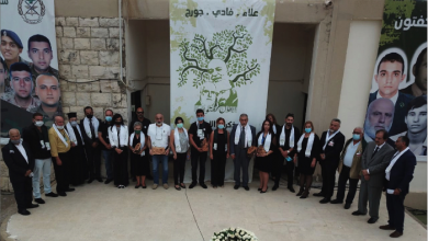 Photo of «القومي» والكورة والأهالي أحيوا أربعين شهداء كفتون والجيش