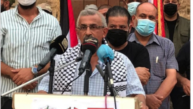 Photo of سعد في اعتصام بصيدا : لبنان لن يطبّع  مع العدو الصهيوني تحت أيّ ظرف