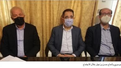 Photo of اجتماعات للجان العفو طالبت بالإسراع في إقرار القانون