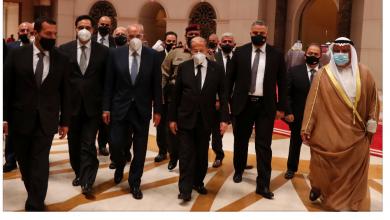 Photo of الوفد الرئاسي عزّى بالصباح في الكويت نواف: سنبقى إلى جانب لبنان  لإعادة نهوضه