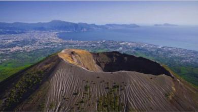 Photo of العثور على أنسجة عصبية  محفوظة بالكامل لضحية من بركان فيزوفيو