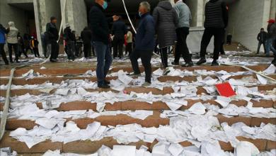Photo of أعمال شغب ومواجهات في عاصمة قرغيزيستان والرئيس يبحث مسألة عزله مع رئيس البرلمان
