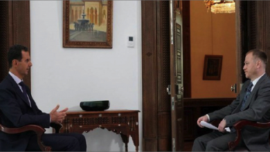 Photo of الأسد: ما من مفاوضات على الإطلاق مع «إسرائيل».. والحرب على الإرهاب لم تنتهِ