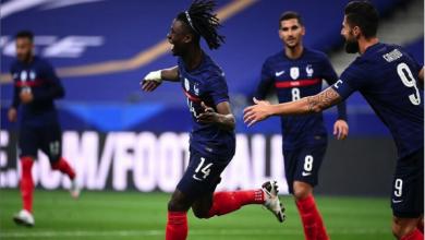 Photo of المنتخب الفرنسي يدك مرمى أوكرانيا بـ «سباعية» والبرتغالي يتعادل مع جاره الإسباني دون أهداف