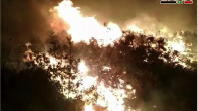Photo of دمشق: مؤازرة في إطفاء الحرائق المندلعة  في أرياف حمص وطرطوس واللاذقيّة