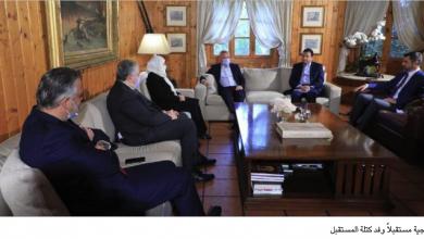 Photo of فرنجية: سنسمّي الحريري للتشكيل  بقرادونيان: مع حكومة تلتزم ورقة ماكرون