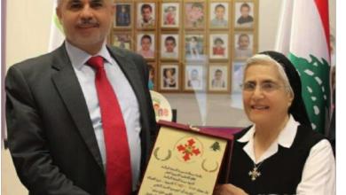 Photo of تكريم مشترك ومتبادل بين وزارة الصحة و«Capucine التربوية»