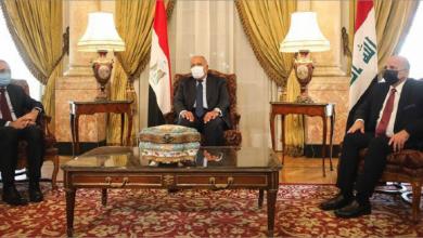 Photo of وزراء خارجيّة مصر والأردن والعراق يبحثون أطر التعاون الثلاثيّ وقضايا المنطقة
