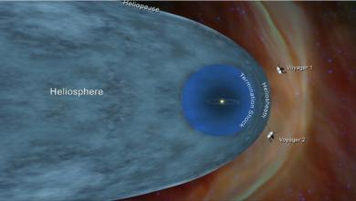 Photo of «الفضاء ليس فراغا»…  «فوياجر» بعد مسار 41 عاماً يكشف حقيقة…