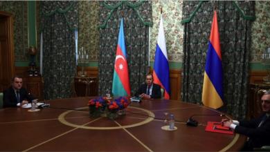 Photo of باشينيان: لا حل دبلوماسيا في قره باغ وسنقاتل حتى النهاية ووزيرا خارجية أرمينيا وأذربيجان في روسيا لبحث الهدنة