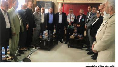 Photo of الفصائل الفلسطينية تُكرّم السفير اليمني في دمشق القانص: معركة الحرية هي معركة الأمة جمعاء