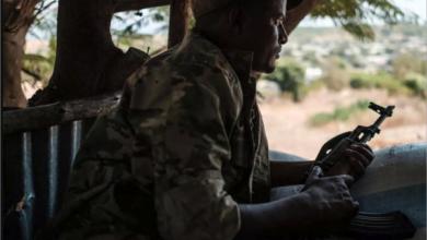 Photo of صواريخ تطال أسمرة بعد سيطرة إثيوبيا على عاصمة تيغراي