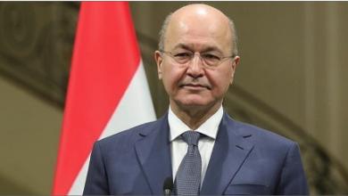 Photo of الرئيس العراقيّ: لا بدّ من تمكين جيل سياسي جديد
