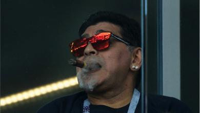 Photo of مارادونا يتعافى بشكل جيّد